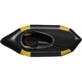 nortik TrekRaft Expedition Vene sis. pintasuojan, yellow/black